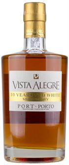 Vista Alegre 10 Years Old Dry White Port