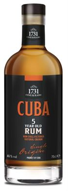 1731 Fine & Rare 5 Years Old - 46%