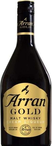 Arran Gold Cream Liqueur - 17%