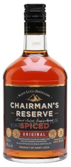 CHAIRMAN'S RESERVE, SPICED SAINT LUCIA ROM