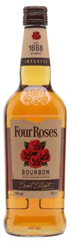 Four Roses Bourbon Whiskey 70cl