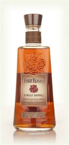 Four Roses - Single Barrel Kentucky Straight Bourbon Whiskey 50%