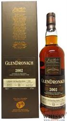 Glendronach 1992 25 år  limited to 1500 bottles