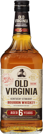 Old Virginia 6 YO Kentucky Straight Bourbon - 40%