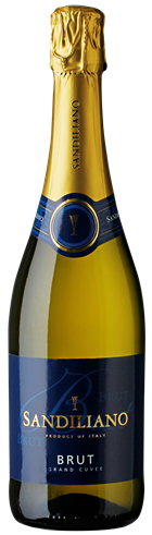 Sandiliano Spumante Brut Grand Cuvee