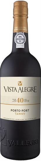 Vista Alegre 40 Years Old Tawny