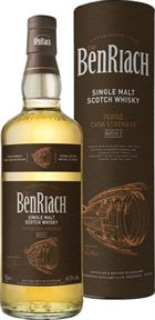 BenRiach Peated Cask Strength, Batch 2 - 60%