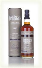 BenRiach 25 Years Old, 1993 Rioja Cask - 54.3%