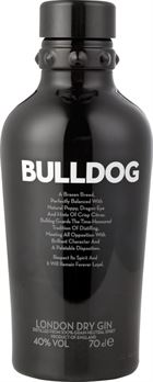 Bulldog London Dry Gin - 40%