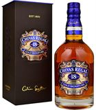 Chivas Regal, Blended Scotch Whisky 18 år