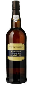 Cossart Gordon - Rainwater Madeira - Medium Dry