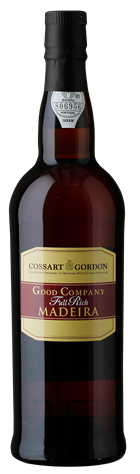 Cossart Gordon - Full Rich Madeira