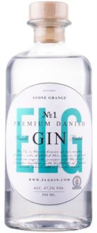 Elg Gin No. 1 - 47,2% - 70 cl