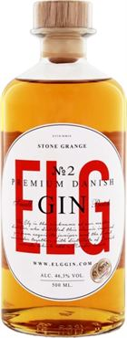 Elg Gin No. 2 - 46,3% - 50 cl