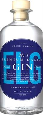 Elg Gin No. 3 - 57,2% - 50 cl