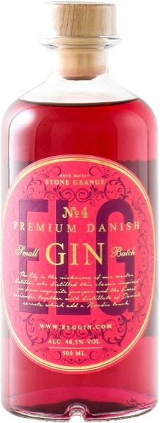 Elg Gin No. 4 - 46,5% - 50 cl