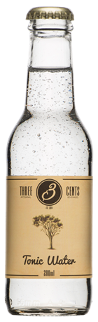 Three Cents Tonic Water - 200 ml